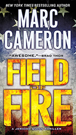 Marc Cameron - Field of Fire